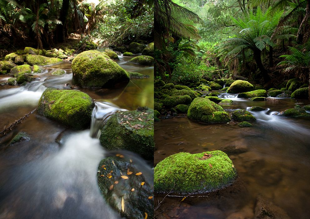 How to:  Waterfall photography  tutorial