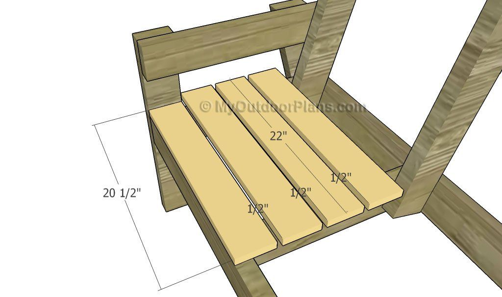 Groovy Double Chair Bench With Table Plans Myoutdoorplans Free Caraccident5 Cool Chair Designs And Ideas Caraccident5Info
