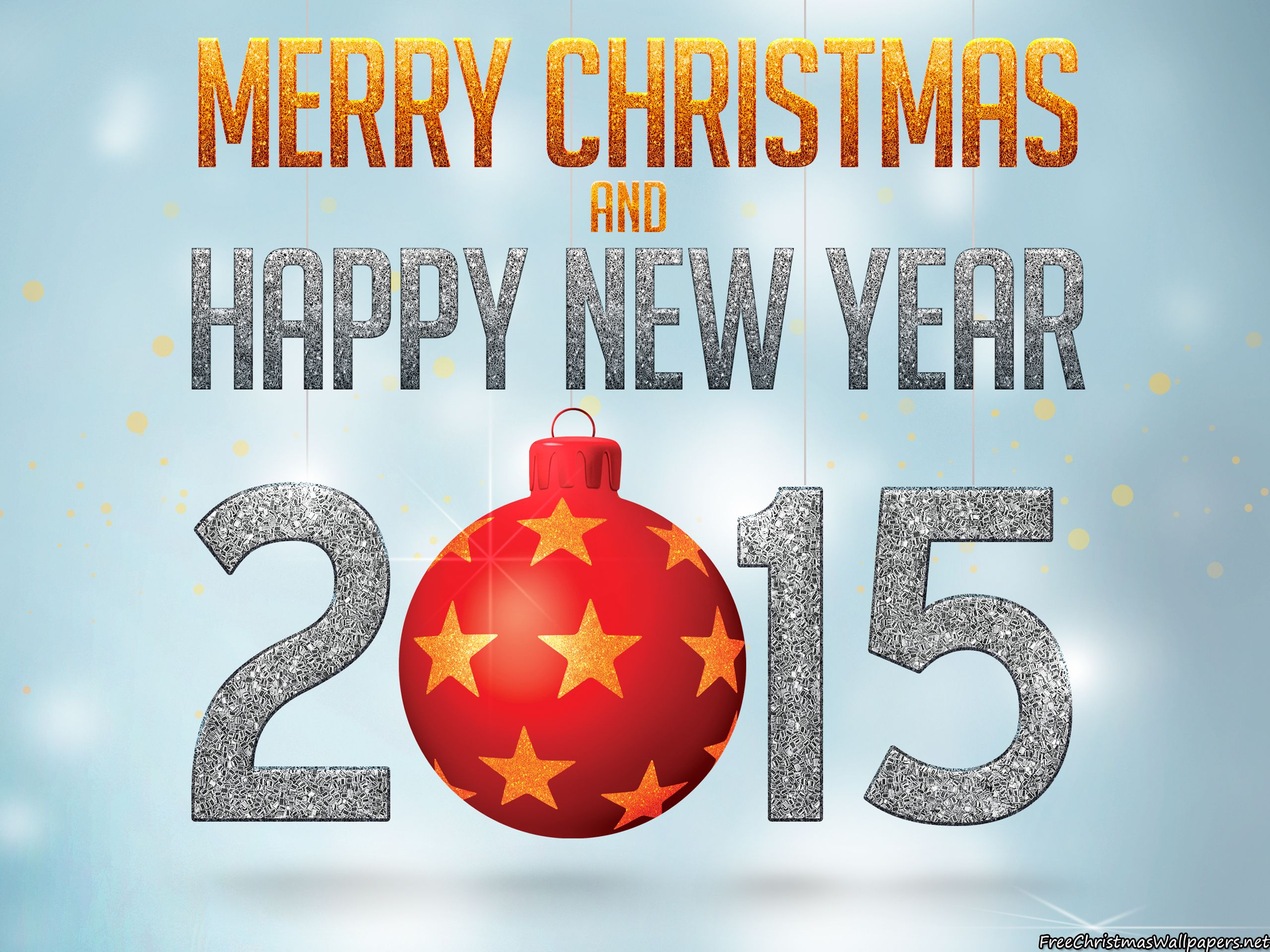 Merry Christmas 2015 And Happy New Year 2016 Merry Christmas And