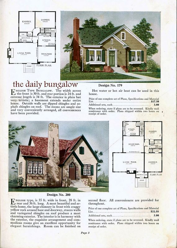 1930 Practical Homes In 2018 House Plans Pinterest House