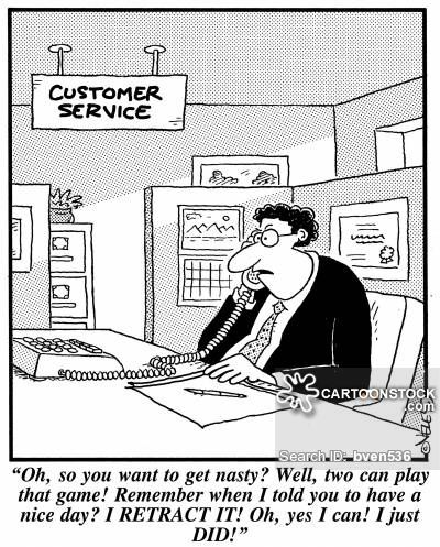 Human Behavior cartoons, Human Behavior cartoon, funny, Human - call center supervisor