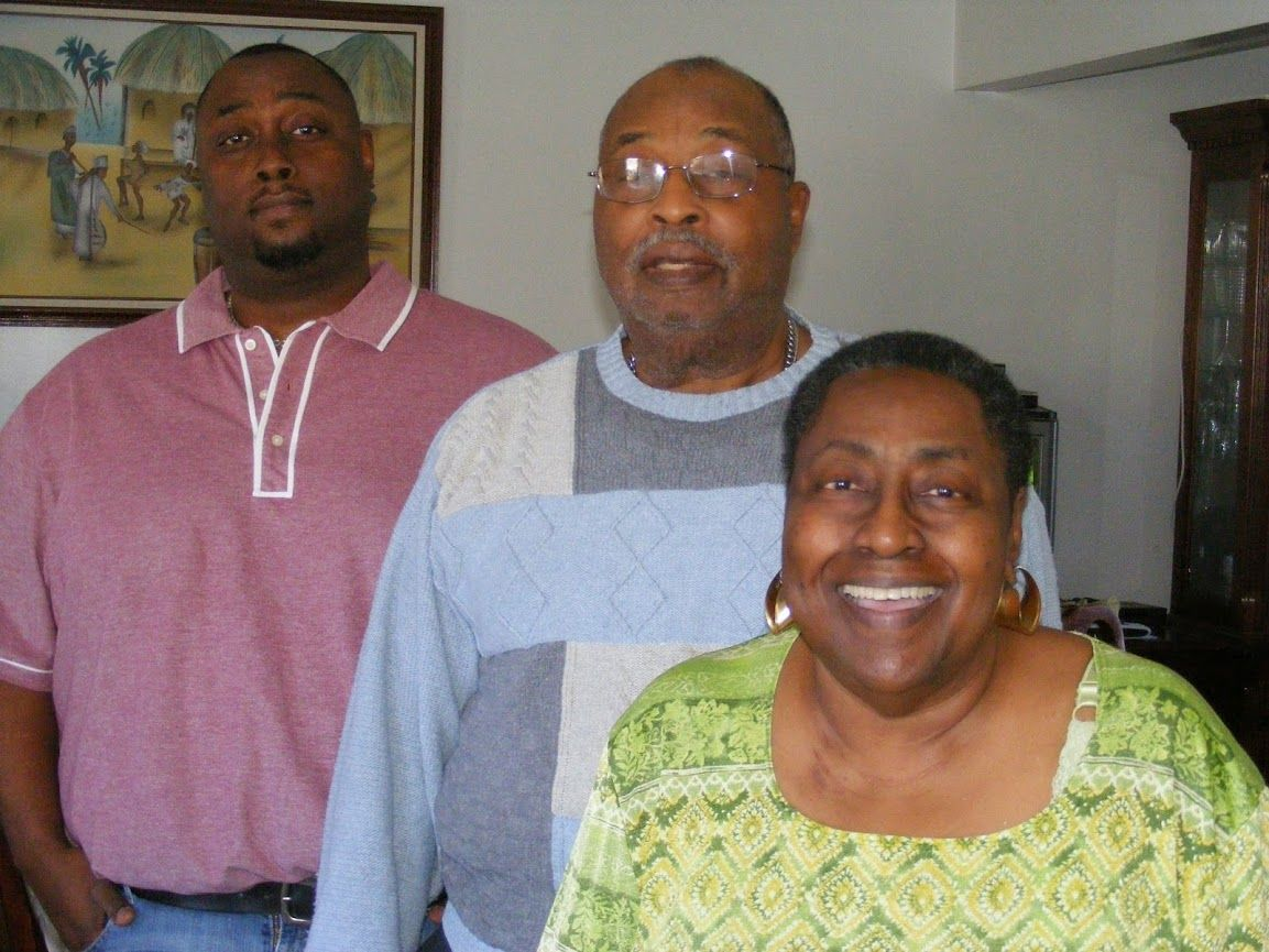 Me Mom and dad