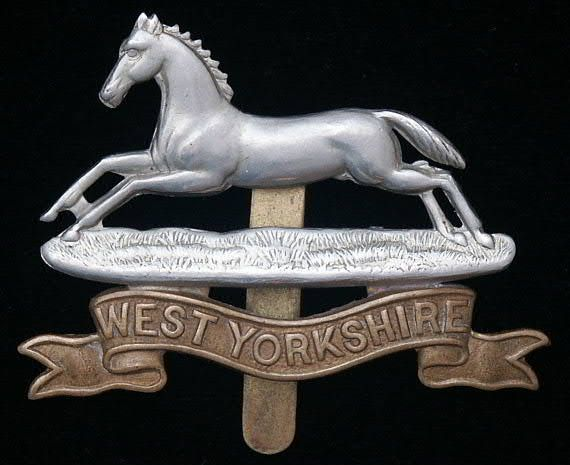 West Yorkshire Regiment - British & Commonwealth Military