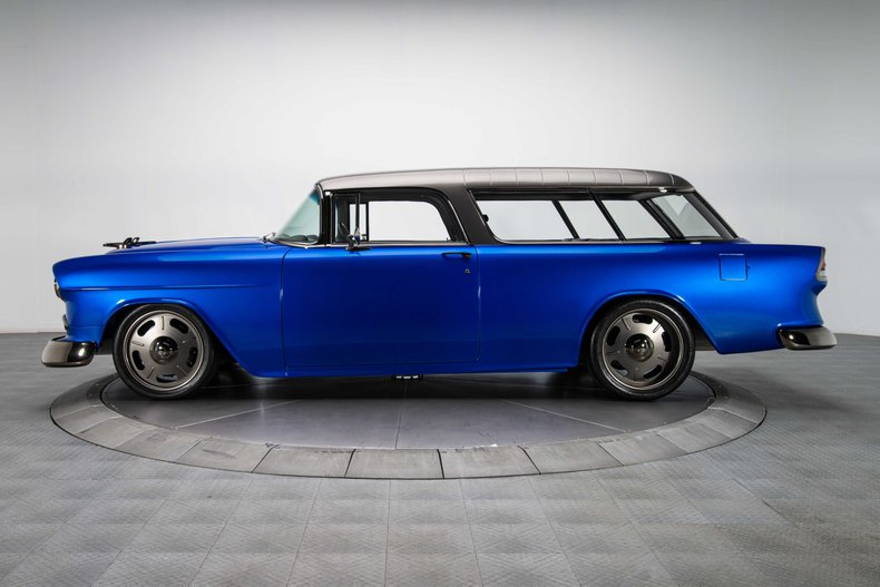 1955 Chevrolet Nomad For Sale Allcollectorcars Com In 2020