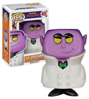 Funko POP! Hanna Barbera Wacky Races Lil' Gruesome #40 New Mint #FunkoPop #Collectibles