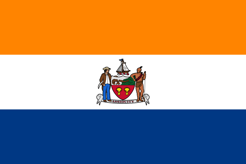 Mpower Flag Of Albany New York Wikipedia Bandiera Paesi Bassi