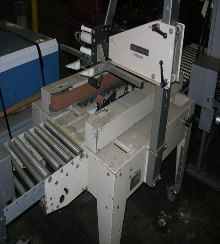 Used Bemistaper case sealer