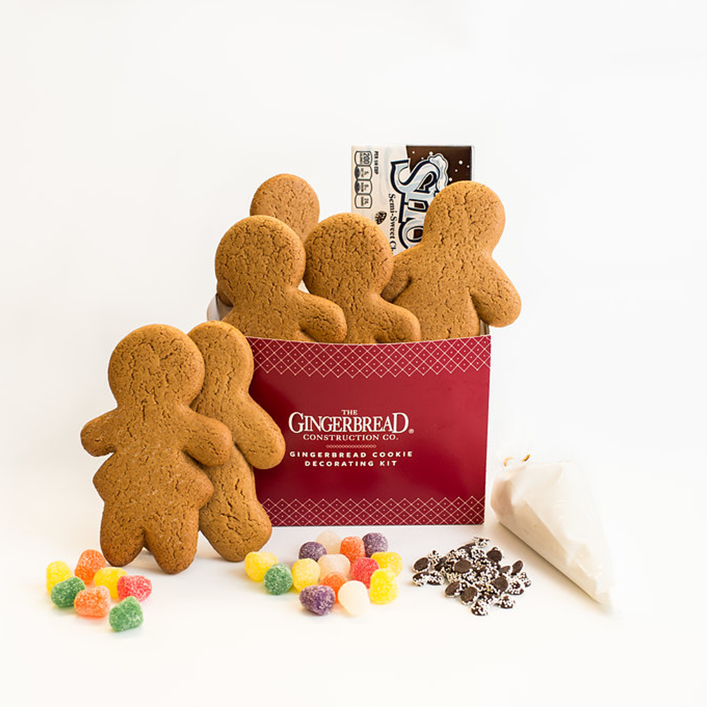 Gingerbread Cookie Decorating Kit Cookie decorating kits