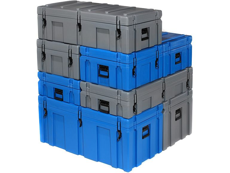 Pelican Trimcast Spacecase Modular Shipping Cases And Pallet Case Pelican Storage System Survival Gear