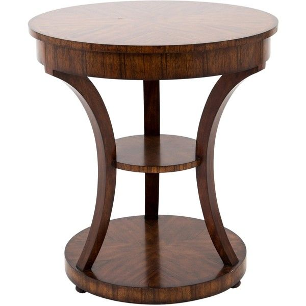 Pre-owned Theodore Alexander Tremont Side Table ($1,295 ...