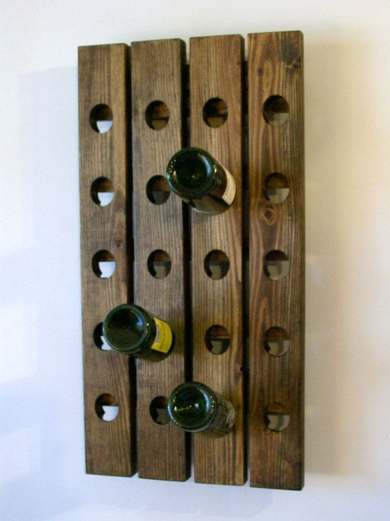 Rush Delivery Wine Riddling Rack French Traditional Style