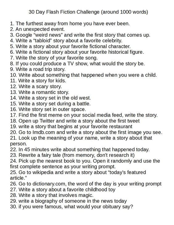 how to write a 12 essay in 10 days