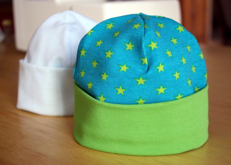 minimille et ses dix doigts bonnet b b en jersey tuto couture objets pinterest dix. Black Bedroom Furniture Sets. Home Design Ideas