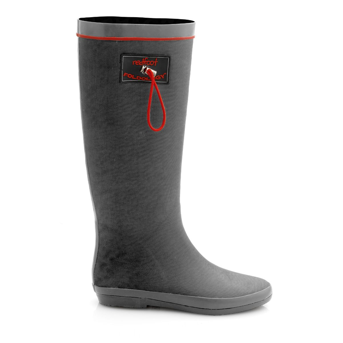 Redfoot FOLDABLE rain boot never again do you have to worry about