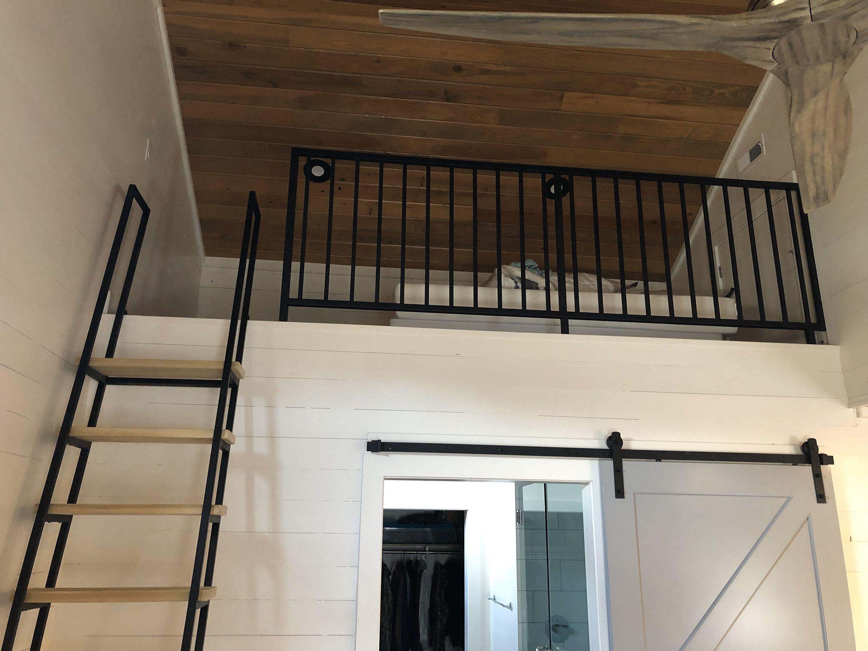 Best 8Ft Loft Ladder With Railings Loft Ladder Garage Design 400 x 300