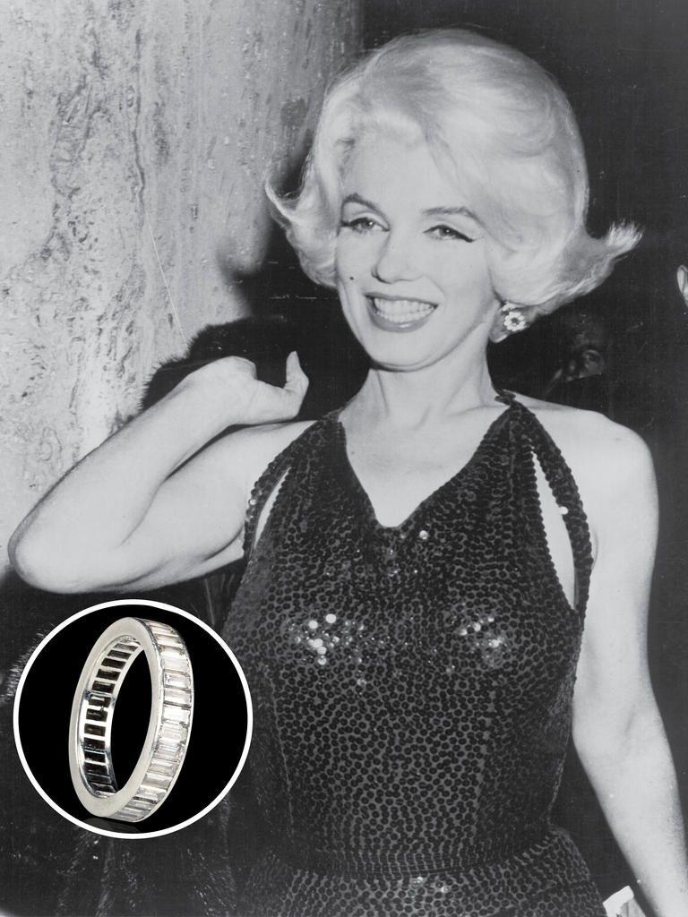 Marilyn Monroe Diamond Ring
