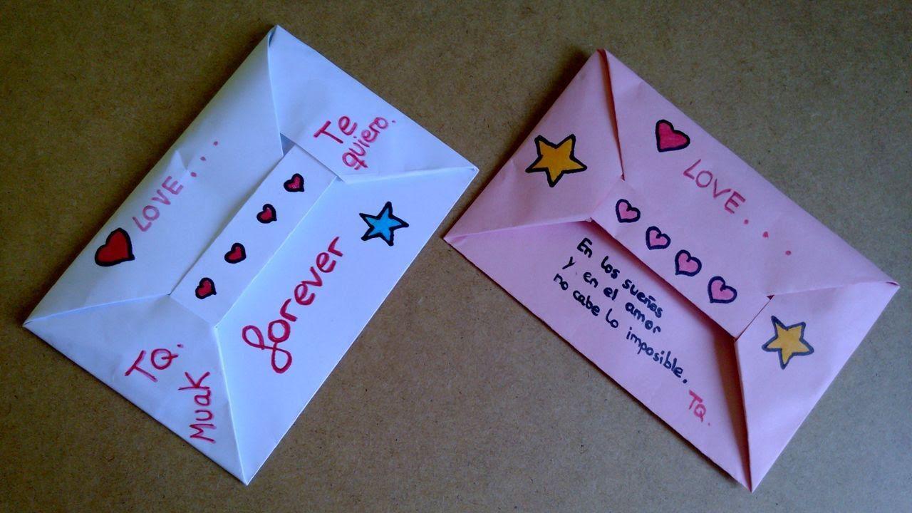 Haz Una Carta De Amor Para El Día De Los Enamorados San Valentín Cartas Bonitas Cartas Para Regalar Carta De Corazon