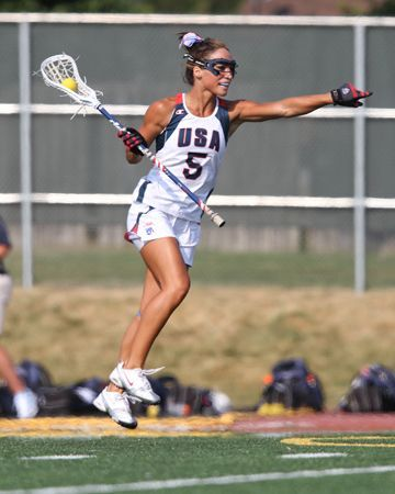 US Lacrosse : Your Edge: Bergers Keys for Better Draw Controls