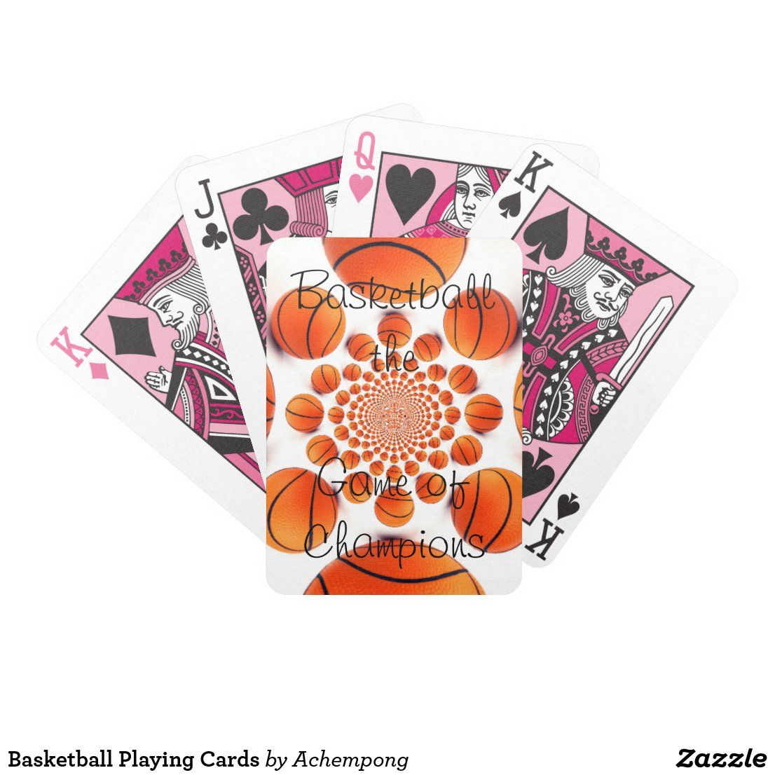 Basketball Playing Cards In 2020 Playing Cards Cards Love And Basketball