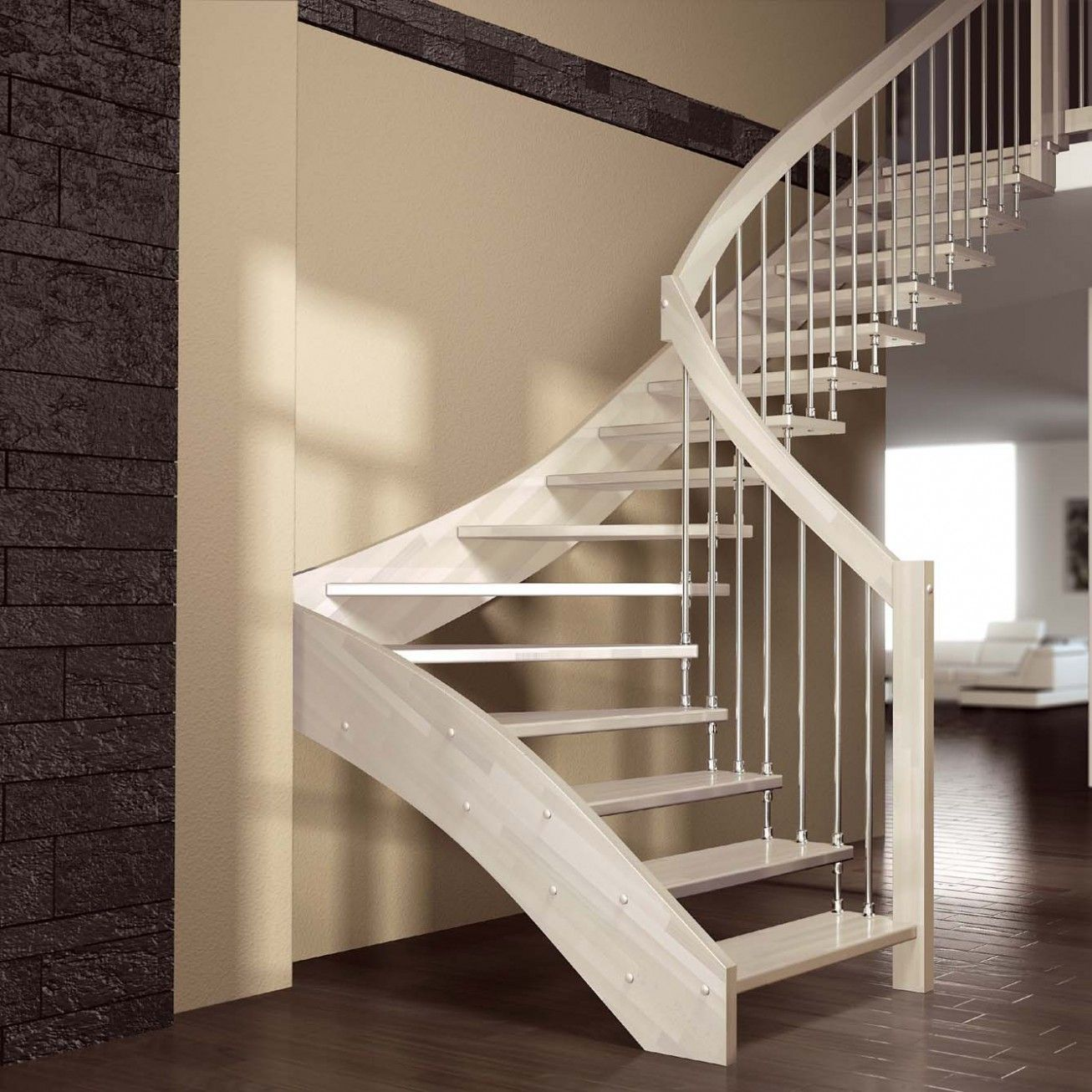 Best Remarkable Circular Staircase And Spiral Staircase In 400 x 300