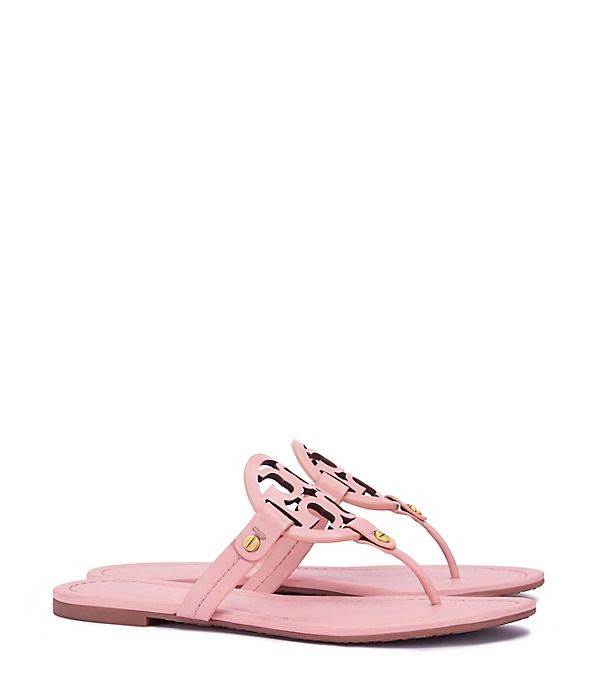 0b7d871226a4 Tory Burch Miller Sandal - Clay Pink Leather