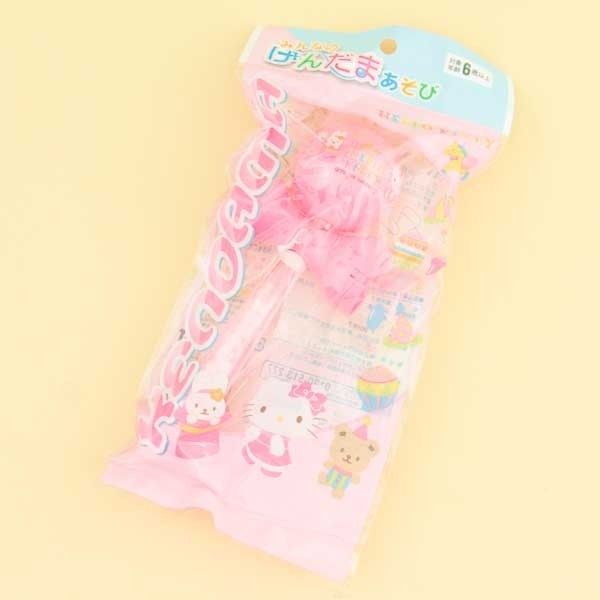 a0f06a35b Ulido Sanrio's Hello Kitty Kendama Cup-and-Ball & Candies | Hello ...