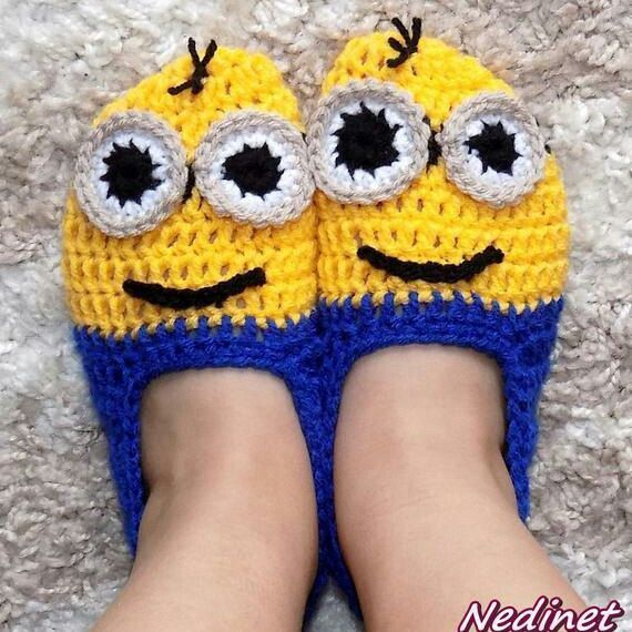 Crochet Pattern, Minion Slippers Pattern, Crochet Minion Pattern, Soft Crochet Socks, Halloween Boy Costume, Baby to Adult sizes #minioncrochetpatterns Crochet minions slippers pattern. #minionpattern Crochet Pattern, Minion Slippers Pattern, Crochet Minion Pattern, Soft Crochet Socks, Halloween Boy Costume, Baby to Adult sizes #minioncrochetpatterns Crochet minions slippers pattern. #minioncrochetpatterns Crochet Pattern, Minion Slippers Pattern, Crochet Minion Pattern, Soft Crochet Socks, Hall #minionpattern
