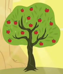 mlp big mac bucked trees - Google Search