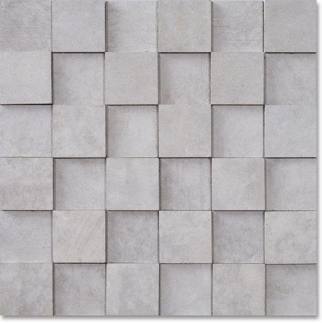 Novos formatos cores e texturas conhe a os revestimentos for Mosaicos para paredes interiores