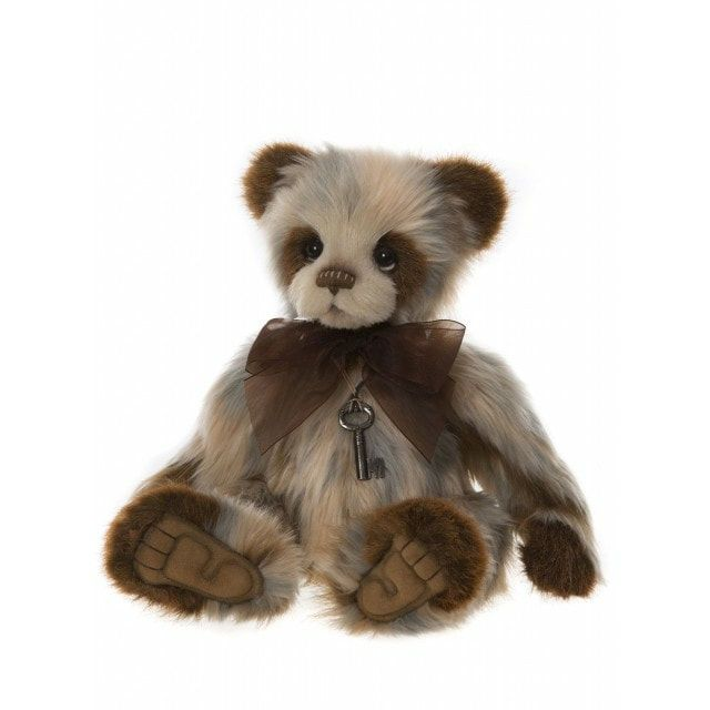 plush jointed teddy bear CB191924 Shelby by Charlie Bears