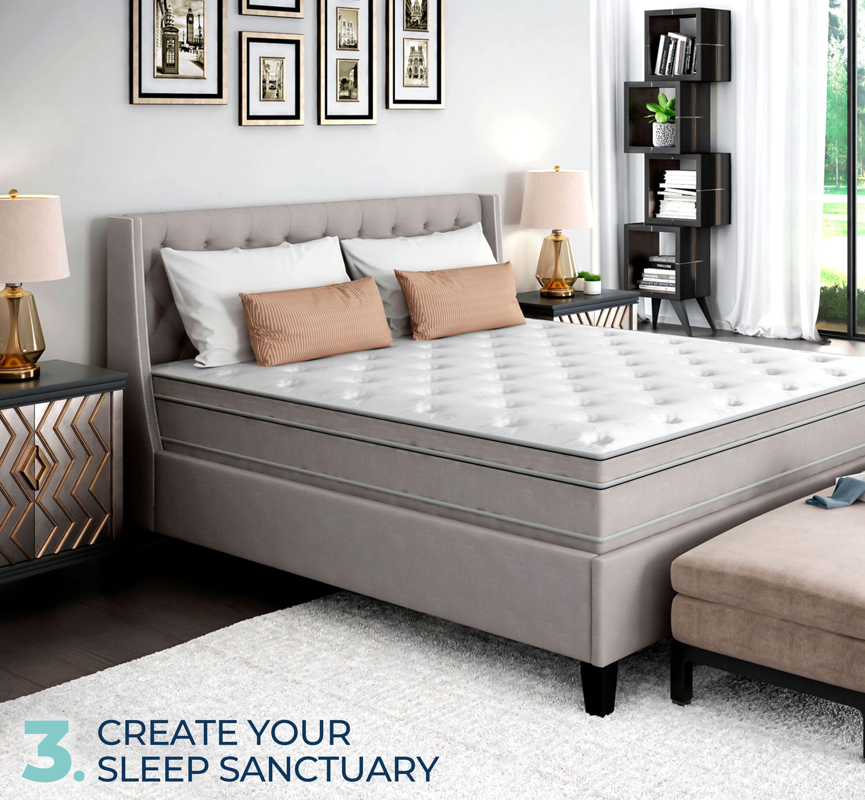Create an environment conducive to sleep, your Sleep