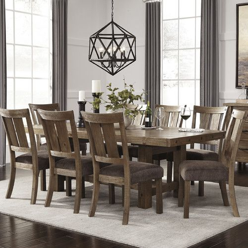 Found It At Wayfair 9 Piece Dining Set