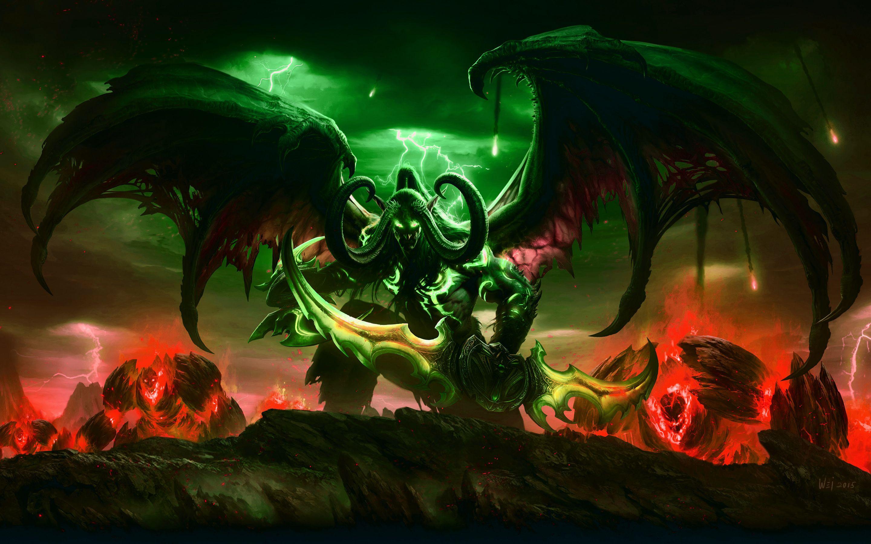 Download World Of Warcraft Legion Wallpaper Hd Wallpaper World