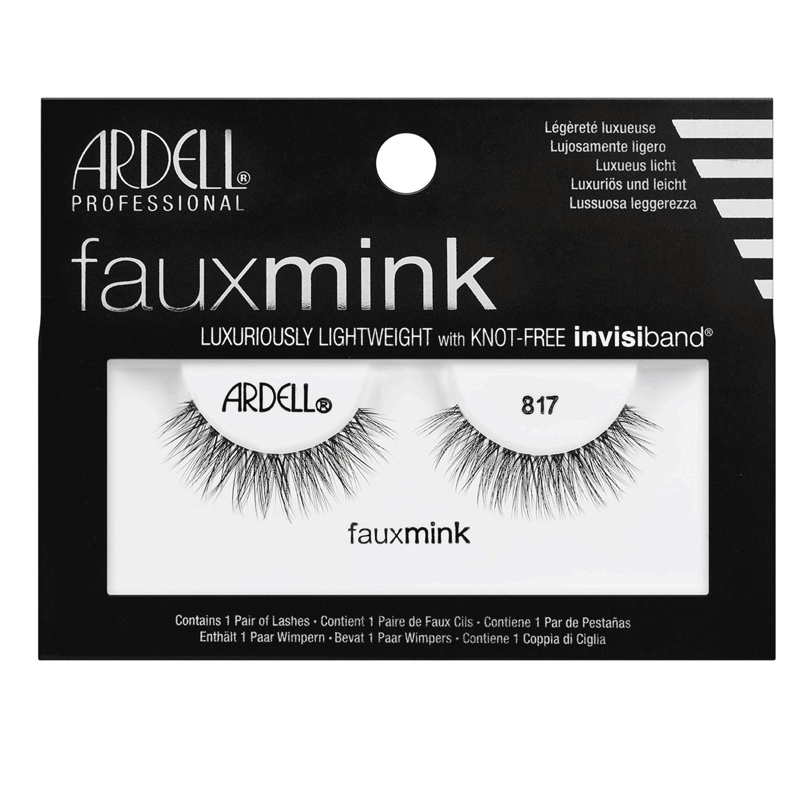c3032eabd4b Ardell Faux Mink - #817 1 | dianebeautysupply | Ardell eyelashes ...