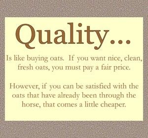 Quality Quotes Funny Quotes About Quality Assurance  Funny Quotes  Pinterest