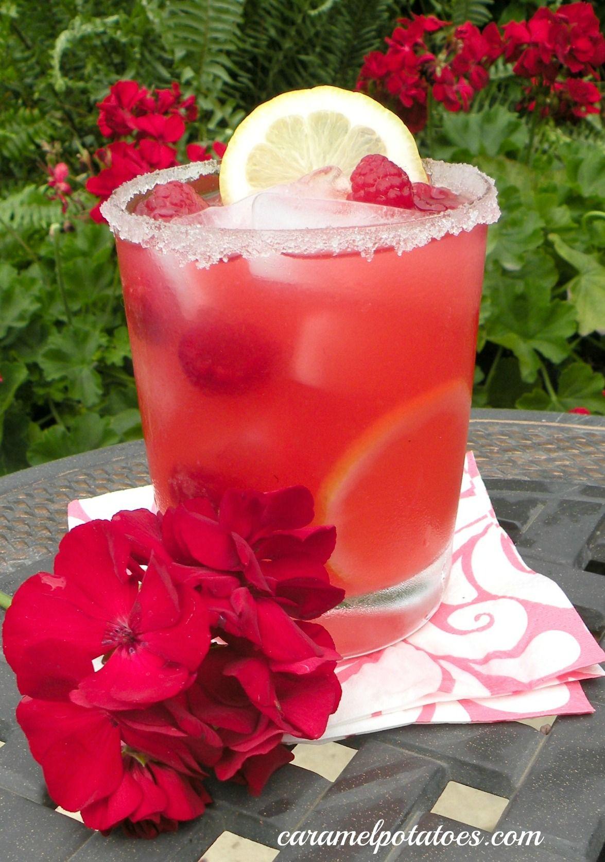 Raspberry Lemonade great for summer chillin
