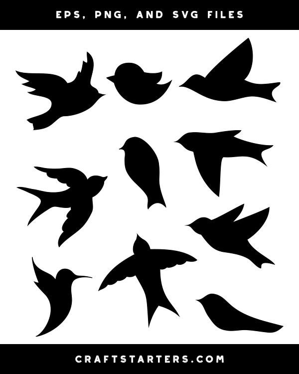 Simple Bird Silhouette Clip Art Bird Silhouette Art Flying Bird Silhouette Bird Silhouette