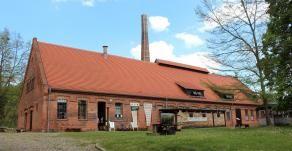 Museumsdorf Baruther Glashütte © Tourismusverband Fläming e. V. / A. Stein