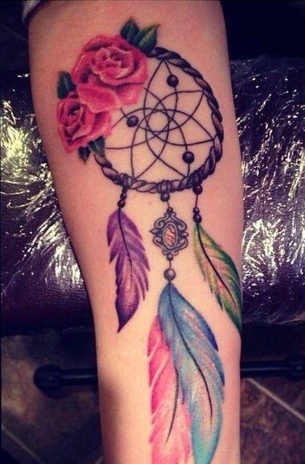 Tatuajes De Atrapasueños Tatuajes Pinterest Tattoos Dream