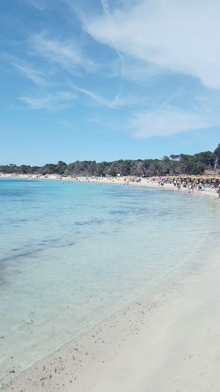 Playa De Marques Die Kleine Schwester Von Es Trenc Outdoors Es