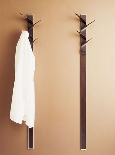 Contemporary Wall Mounted Coat Rack Elx By Vicent