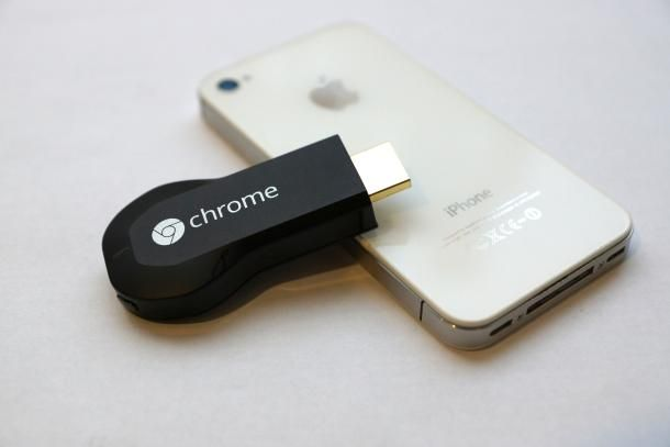 How to set up Chromecast using your iOS device