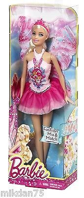 Barbie fairy fashion mix and #match doll #short pink #skirt,  View more on the LINK: 	http://www.zeppy.io/product/gb/2/122013842262/