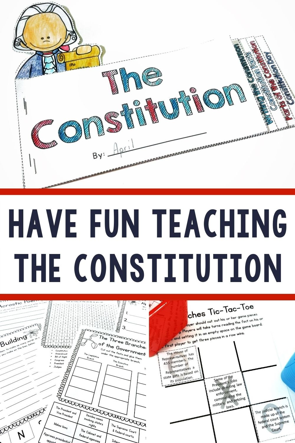 Constitution Lesson Ideas For Kids Third Grade Activities Have Fun Teaching Constitution Lesson [ 1500 x 1000 Pixel ]