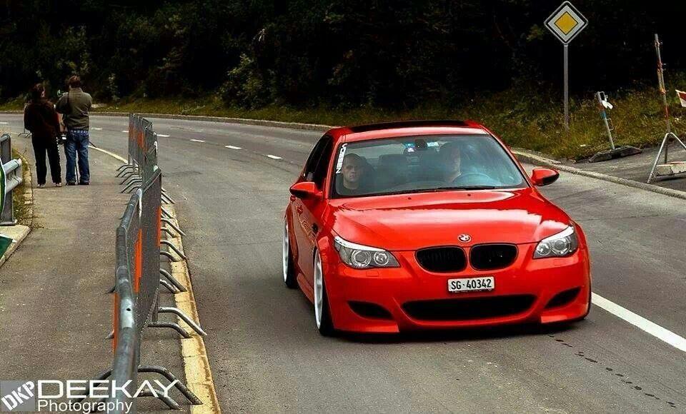 Bmw E60 M5 Red Cars Bmw M5 Bmw Love Bmw E60