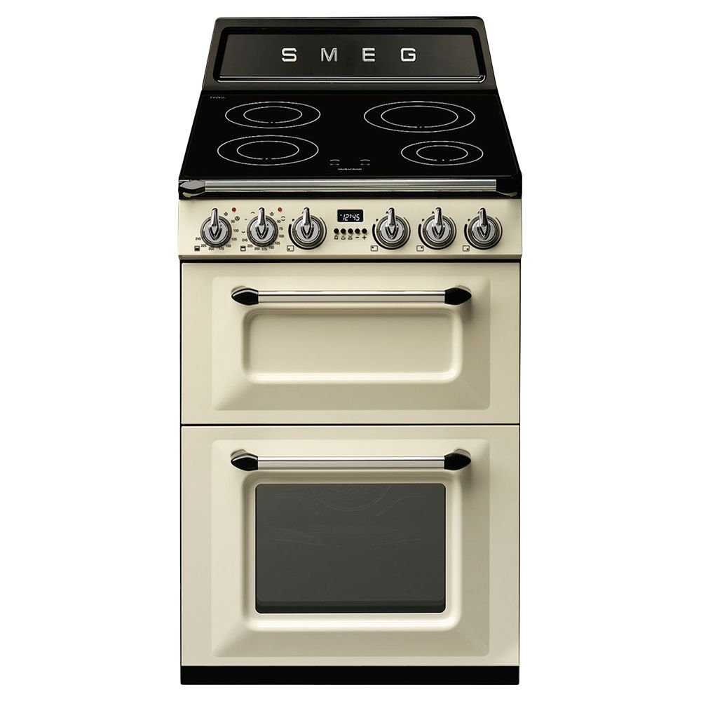 Piano De Cuisson Largeur 60 Cm smeg victoria tr62i electric range cooker with induction hob