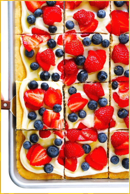 Fruit Pizza | Gimme Some Oven #Fruit #Pizza #Gimme #Some #Oven