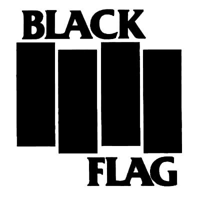 Daft Punk Radiohead Kiss The Best Band Logos Ever Punk Bands Logos Black Flag Band Black Flag Band Logo