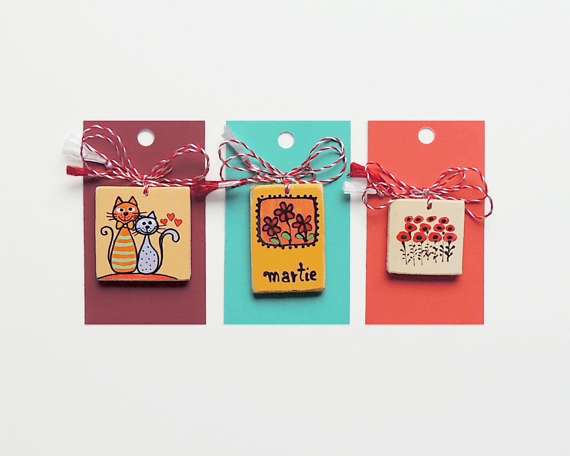 Martisoare handmade | martisoare | Pinterest