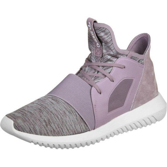 AdidasTubular Defiant W Hi Sneaker Schuhe lila | Sneakers